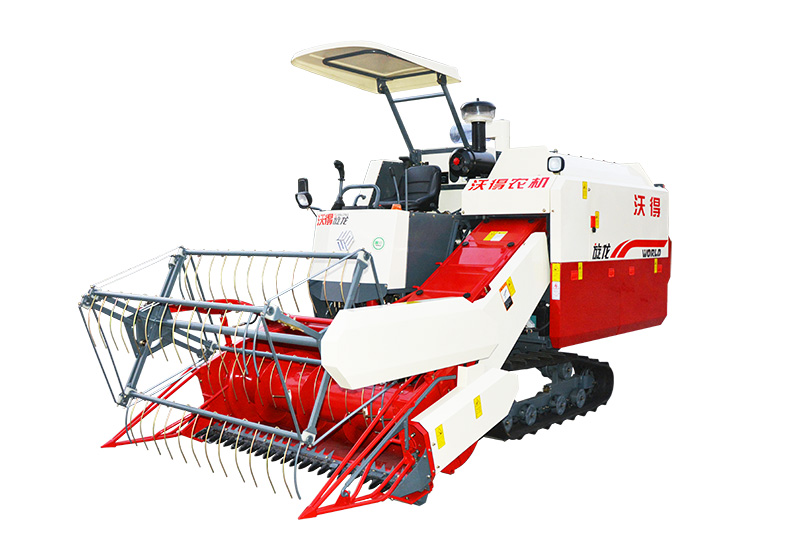 Xuanlong Series 4LZ-2.2A Combine Harvester