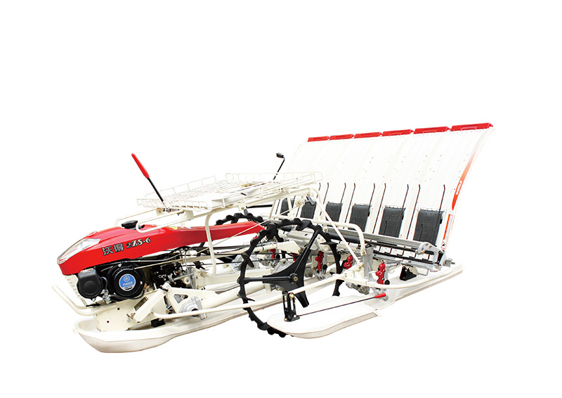 Xiaolong Series(2ZS-6) 6 Line Hand-type Rice Transplanter