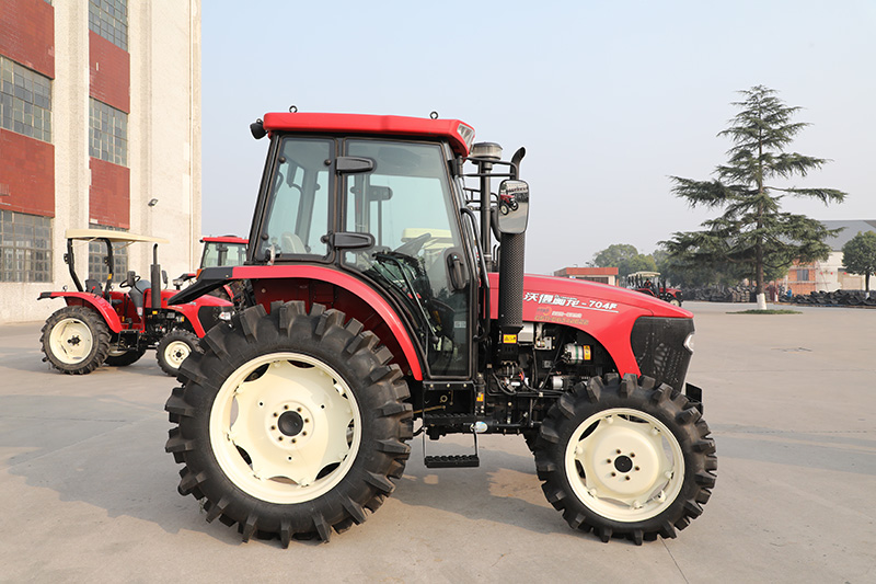 Aolong Series (WD704 with Cabin) Wheel Tractor