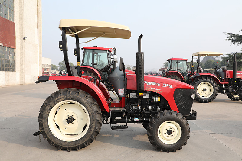 Aolong Series (WD504) Wheel Tractor