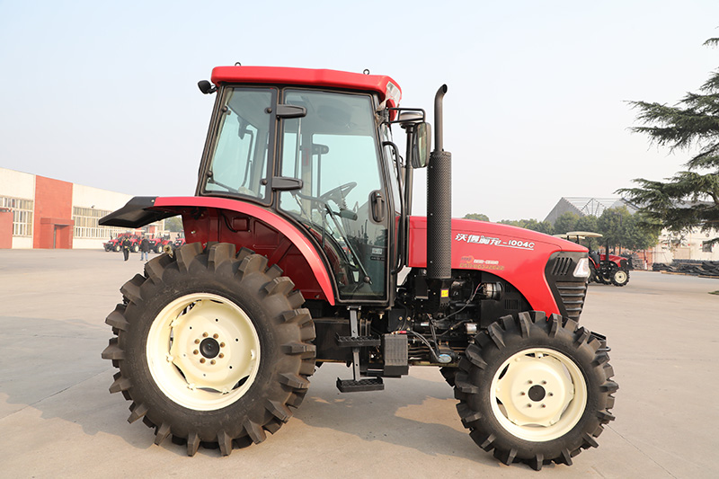 Aolong Series (WD1004 with Cabin) Wheel Tractor
