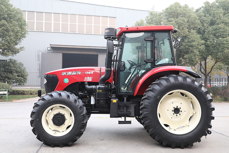 Aolong Series (WD1504 with Cabin) Wheel Tractor